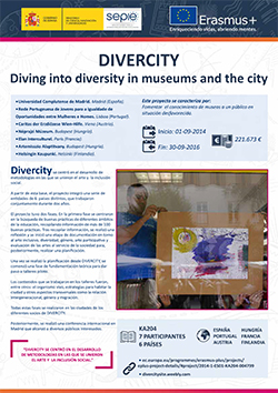 DIVERCITY Diving into diversity in museums and the city